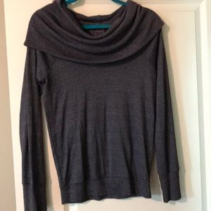 Michael Stars cowl top